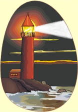Picture of a lighthouse as in becoming a beacon to others